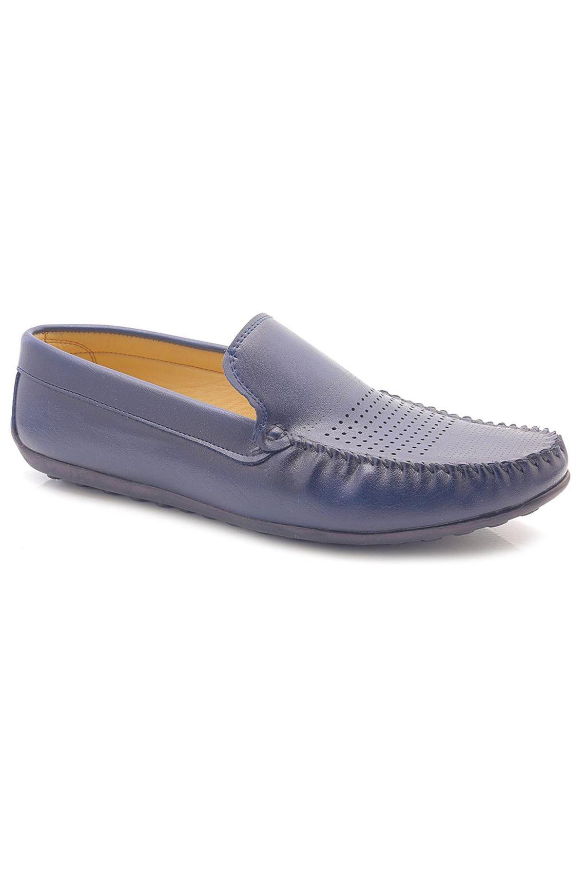 Namen Lacivert Corcik Ayakkabı