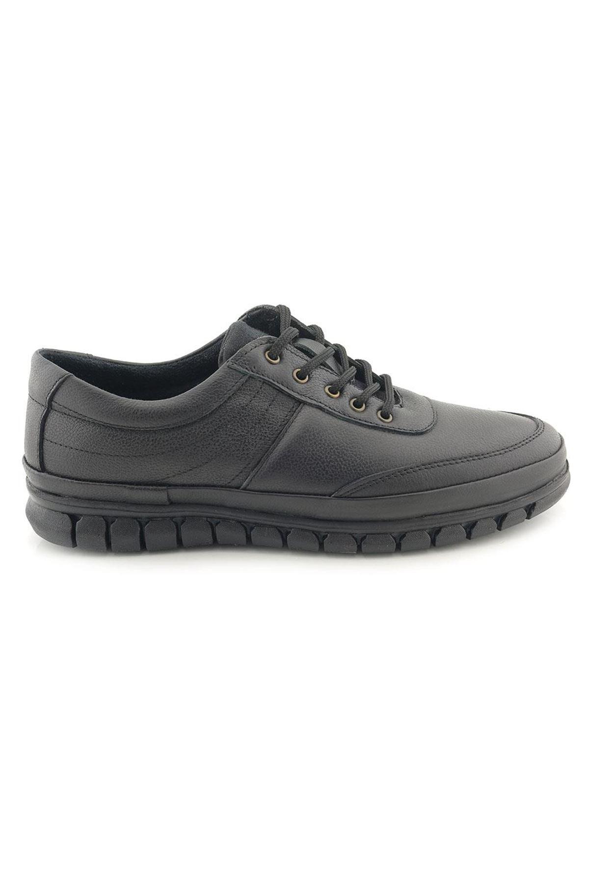 Mertto 002 Hakiki Deri İç Dış Casual Erkek Ayakkabı