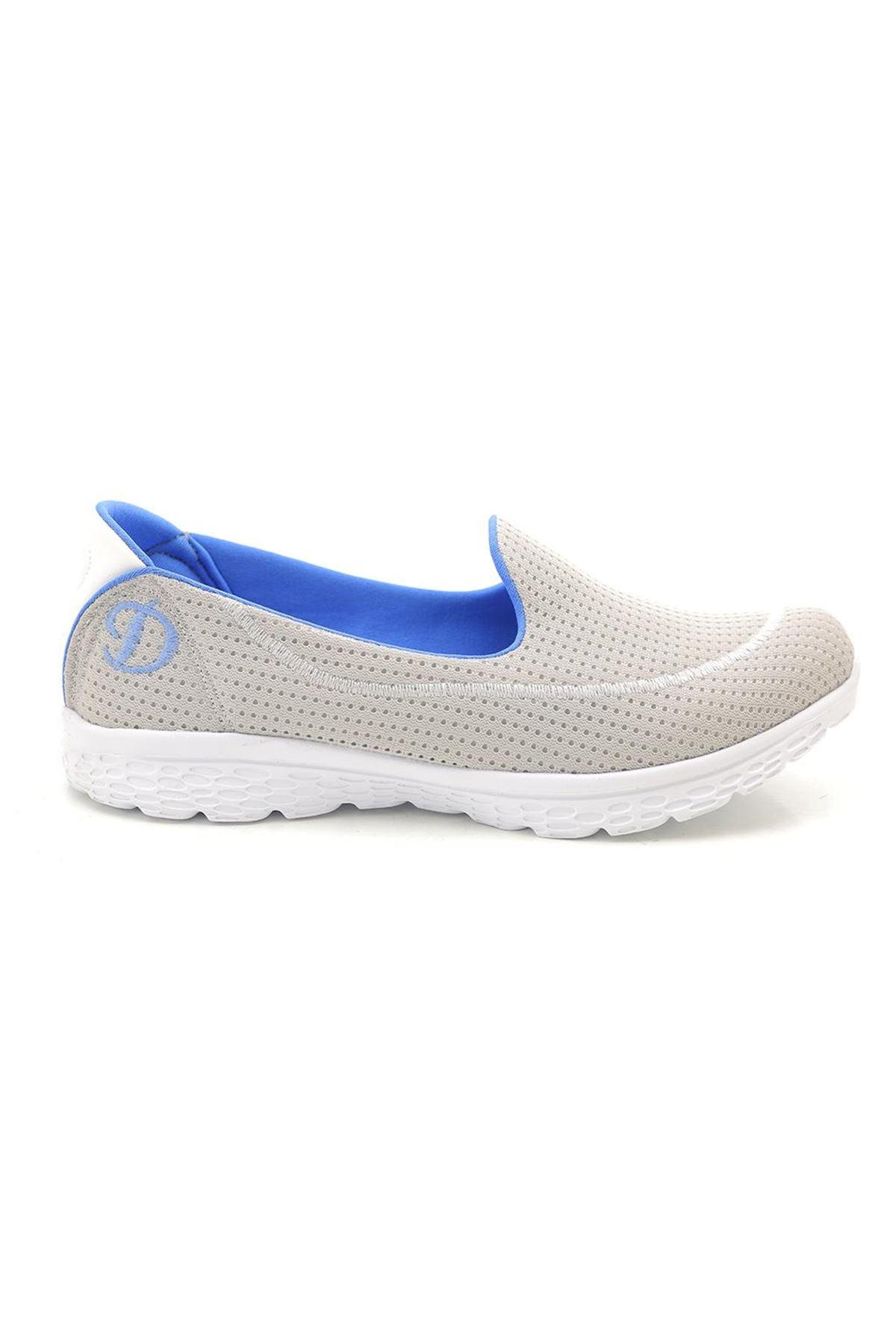 Kids World 90-201 Işıklı Kız Çocuk Spor Ayakkabı, Işıklı Ayakkabı